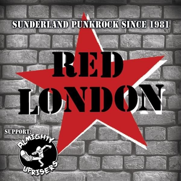 Tickets kaufen für Red London am 11.04.2019