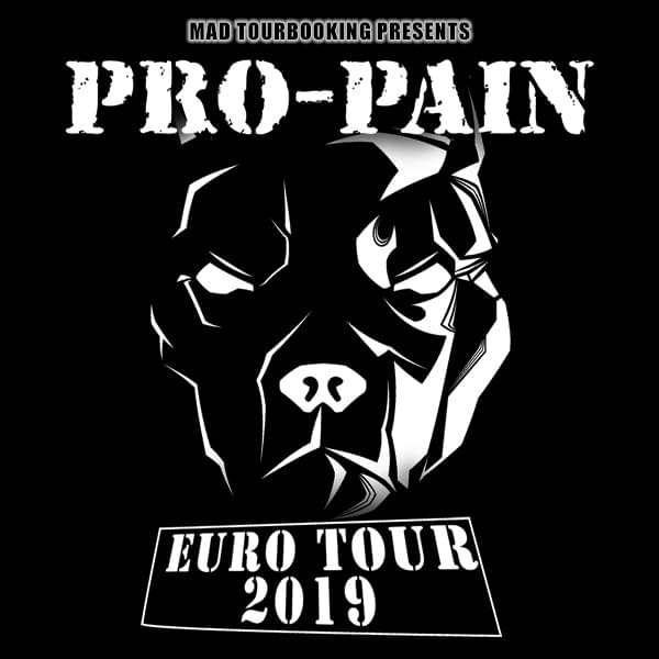 Tickets kaufen für PRO-PAIN ZUR FUCK THE COMMERCE WARM UP PARTY am 29.05.2019