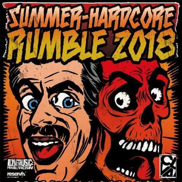 Tickets kaufen für Summer Hardcore Rumble 2018 am 06.08.2018